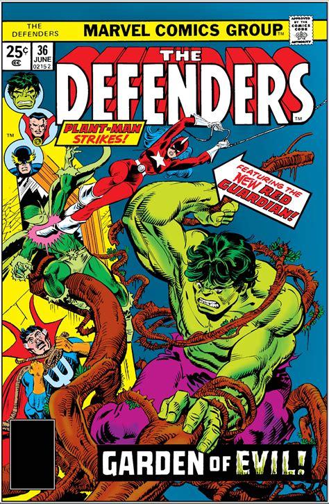 Defenders (1972) #36   Comic Issues   Marvel