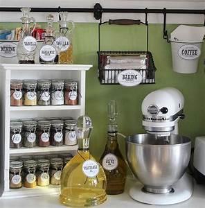 Étagère À Épices Ikea : tag re pices pimentez la d co de votre cuisine ~ Nature-et-papiers.com Idées de Décoration