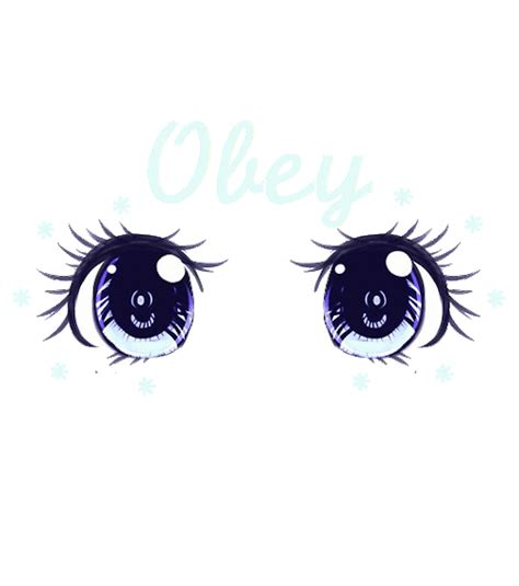 anime kawaii eyes gif gif pretty cute adorable mine eyes anime japan kawaii obey
