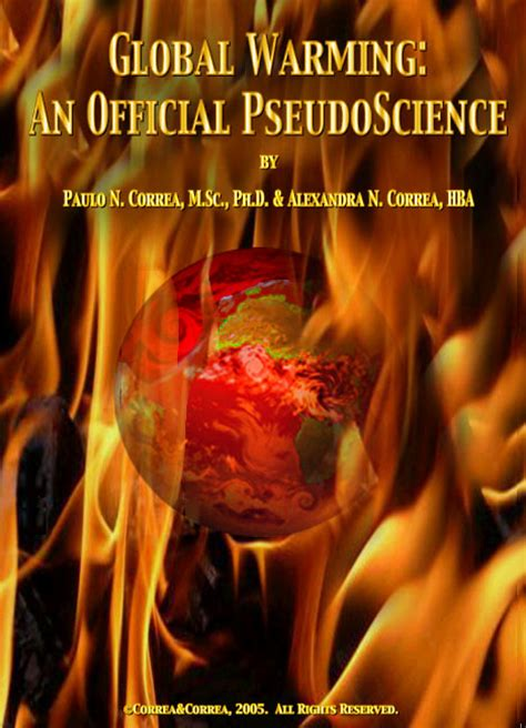 global warming  official pseudoscience