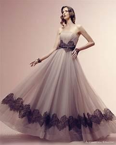 alessandra rinaudo 2014 wedding dresses wedding With color wedding dresses