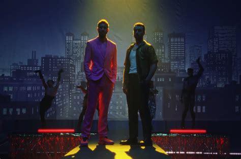 Sam Smith & Calvin Harris' Glam 'promises' Video