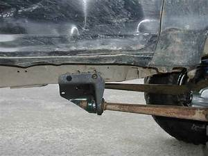 Bronco Ii Dana 44 Solid Axle Swap