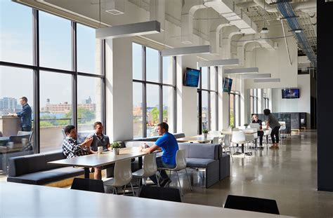 Office Space Chicago by A Look Inside Ncsa S New Sleek Chicago Office Officelovin