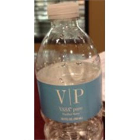 vasa water vasa purified water calories nutrition analysis more