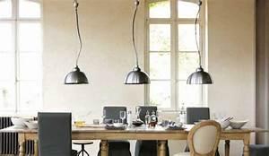 Luminaire Salon Industriel