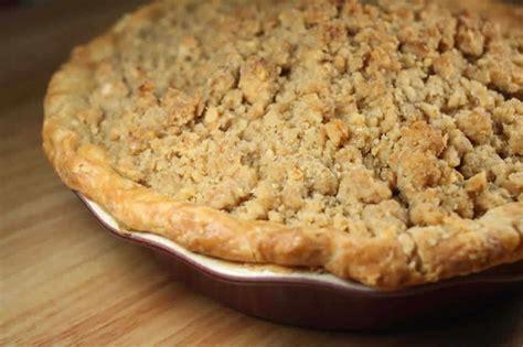 tarte aux pommes crumble avec thermomix blogs de cuisine