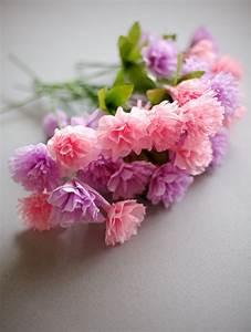 Fleur De Papier : comment cr er une fleur en papier cr pon ~ Farleysfitness.com Idées de Décoration