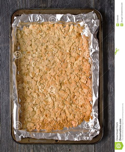 baking rustic biscuit sheet almond florentine preview