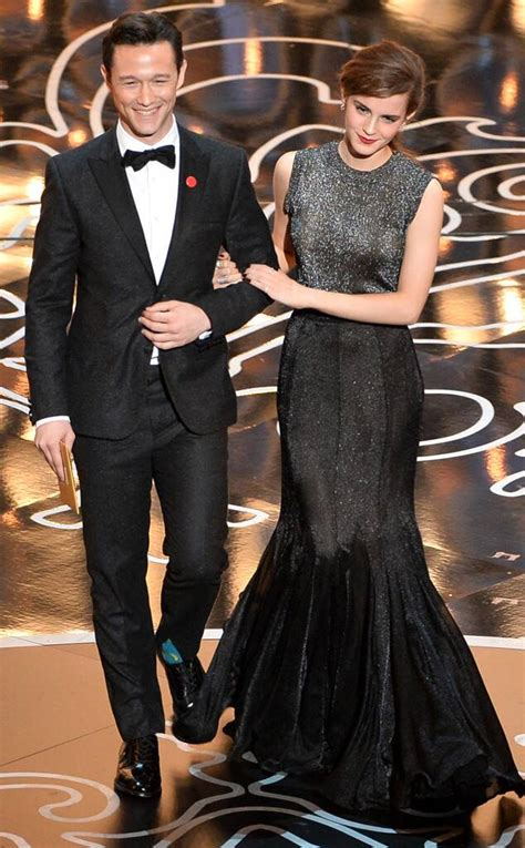 Emma Watson Was Nervous Present The Oscars Find Out