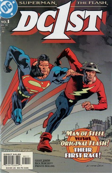 dc  flashsuperman vol   dc comics