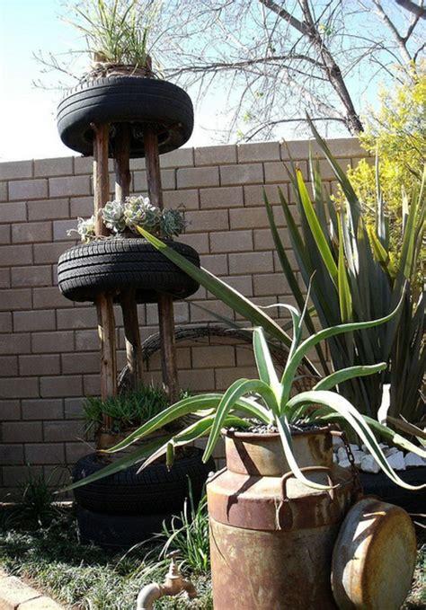 Gartendeko Mit Reifen by Gartendeko Selber Machen Verwenden Sie Alte Autoreifen