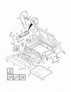 Electrolux Eidw6305gs1a Dishwasher Parts