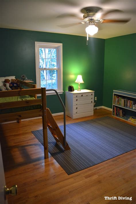 how i overcame my fear of painting my walls a dark color