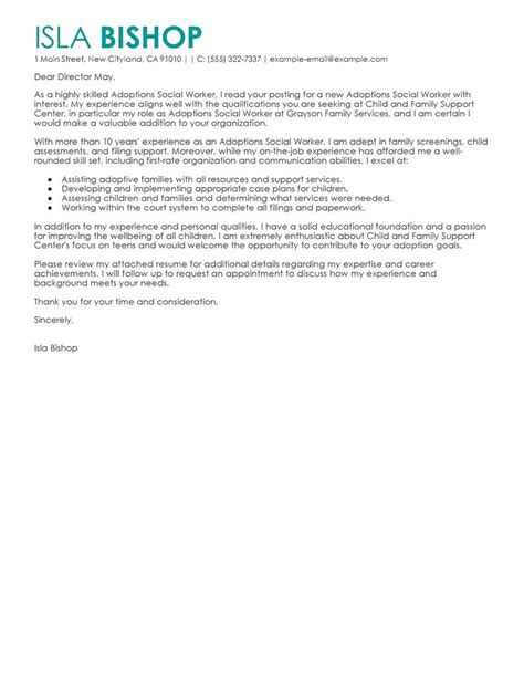 Substance Abuse Counseling Cover Letter