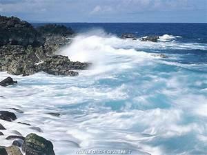 Fond Ecran Mer : fond d ecran gratuit mer et ocean image fond ecran mer mer ~ Farleysfitness.com Idées de Décoration