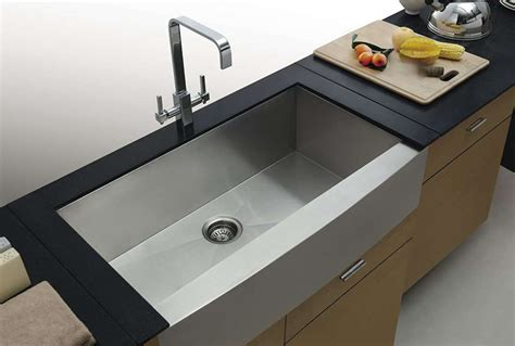 undermount kitchen sinks pros and cons stainless steel kitchen sinks guide the kitchen 9540
