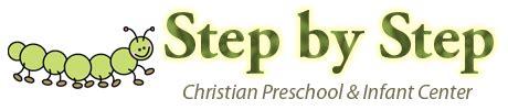 step by step christian preschool center vista ca day 892 | logo logo2