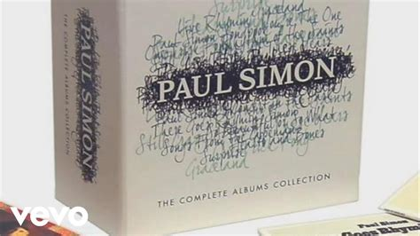 Paul Simon - Sneak Preview - Complete Albums Collection ...