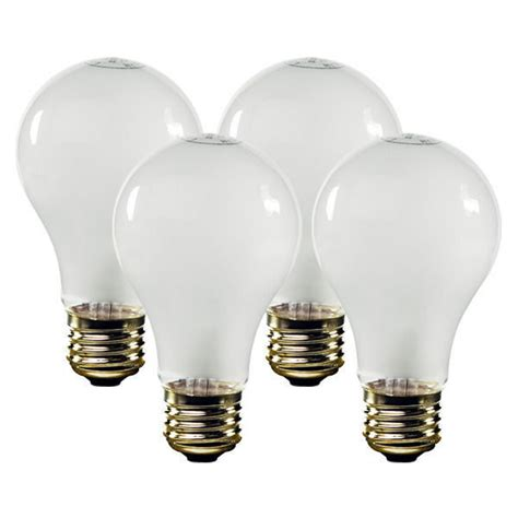 100 watt a19 light bulb soft white sylvania 12902