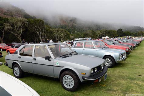 Alfa Romeo Sedan by 1979 Alfa Romeo Sports Sedan Conceptcarz