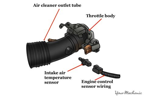 How to Replace an Intake Air Temperature Sensor ...