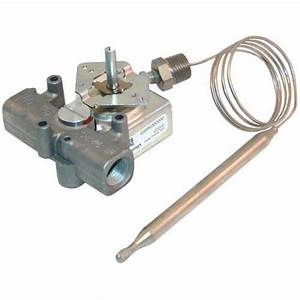 Commercial - Gs Thermostat W   Dial 200 U00b0