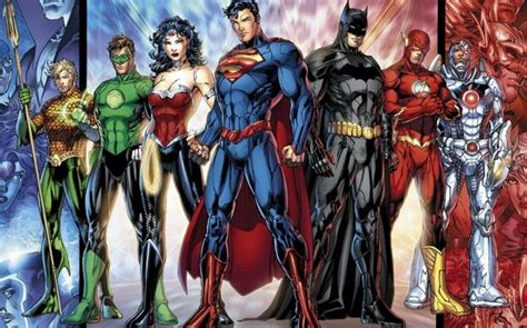 What Does Dcu Stand For by Rumor Of The Day Will This Be Justice League S Big Screen