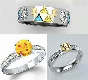 35 best images about dragonball z on pinterest mike d With dragon ball z wedding ring for men