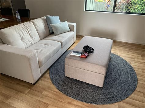 Ottoman Instead Of Coffee Table by Ottoman Instead Of Coffee Table Malelivingspace