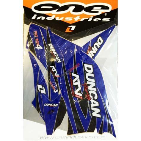kit deco duncan racing 250 raptor destoquad fr