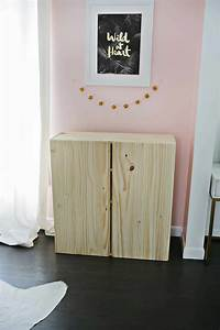 Ivar Ikea Hack : ikea ivar cabinet hack turned into a bar cabinet a beautiful mess ~ Eleganceandgraceweddings.com Haus und Dekorationen