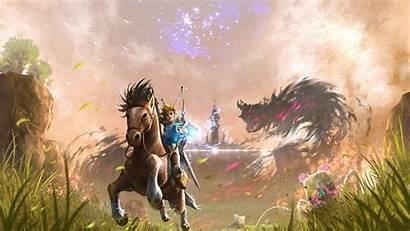 Zelda Desktop Wallpapers 1080p Sword Skyward Pixelstalk