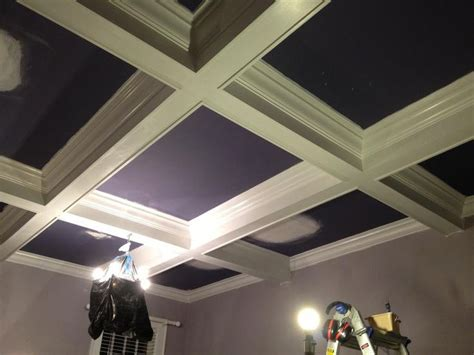 2 crown molding coffered ceiling by coffer ceiling and