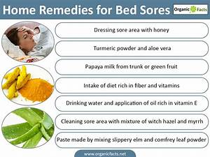 effective natural cures and home remedies for bed sore With bed sores treatment at home