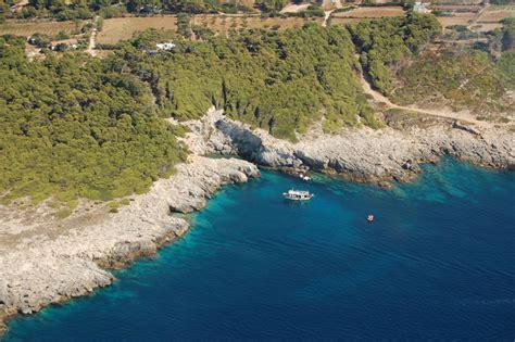 Isole Tremiti Hotel Gabbiano - isole tremiti isola di san domino icona dei panorami