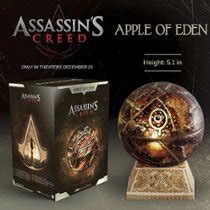 Ubisoft Assassin's Creed movie: Apple of Eden Gold