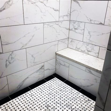 Bathroom Shower Floor Tile Ideas by Top 50 Best Shower Floor Tile Ideas Bathroom Flooring