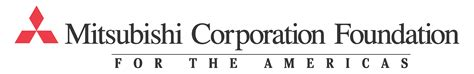 mitsubishi corporation logo mitsubishi corporation foundation for the americas