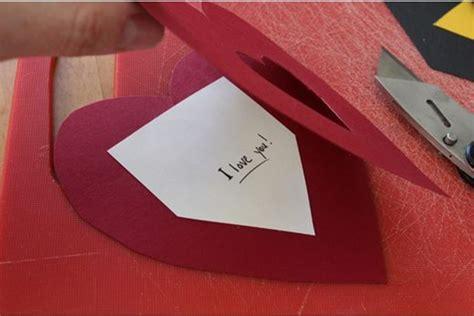 valentinskarte selber basteln eine tolle diy valentinskarte basteln und ideen f 252 r sch 246 ne liebesspr 252 che