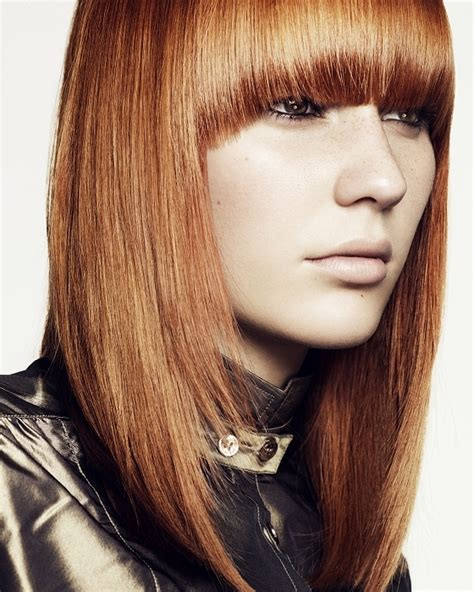 bangs fringe hairstyle trends