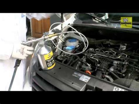 dpf cleaning process youtube