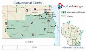 Racine, WI Congressional District and US Representative