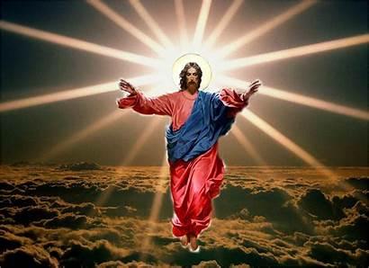 Jesus Christ God Heaven Wallpapers 1080p Ascension