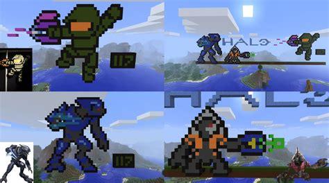 10 Impressive Halo Inspired Minecraft Builds Ign