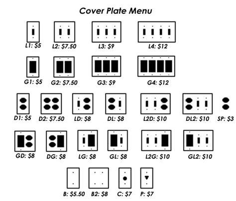 light switch plate deltana swp4763 doorware regarding 3 cover design 4 nepinetwork org