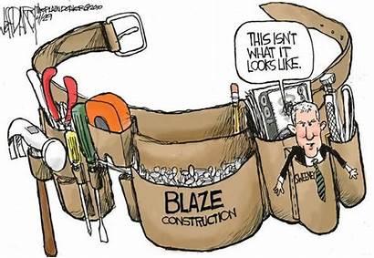 Clipart Belt Tool Cartoon Corruption Toolbelt Editorial