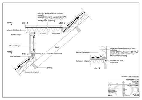 bureau direct bouwtekeningen maken bouwtekening voor dakkapel maken