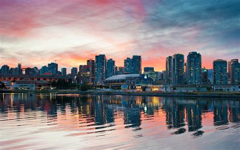 vancouver  ultra hd wallpaper background image