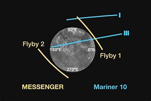 NASA - MESSENGER Teleconference: More 'Hidden' Territory ...